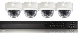 DIY IP Dome Camera-NVR Kit